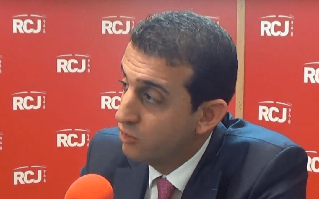 Émission objectif santé, RCJ, Alain Toledano