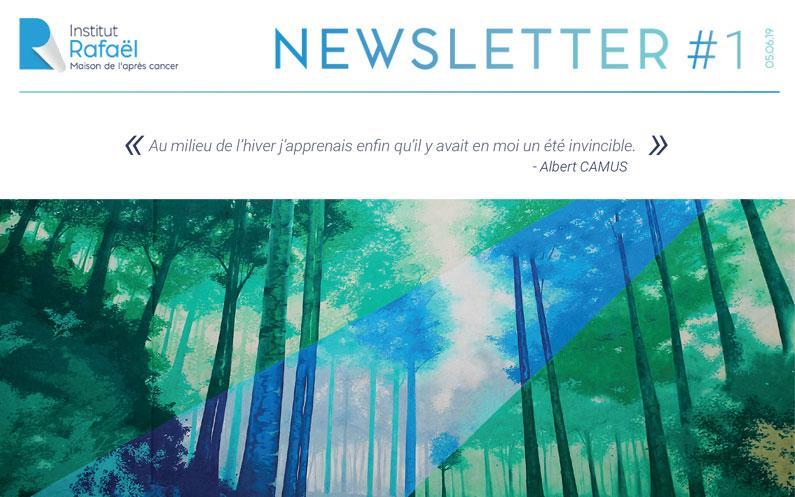 Newsletter de l'Institut Rafaël #01