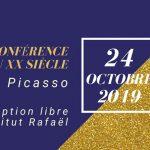 Conférence art Pablo Picasso