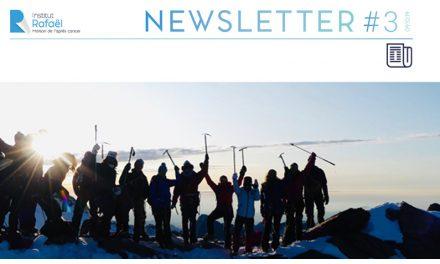 Newsletter Institut Rafaël #03 – Octobre 2019