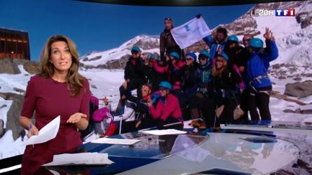 Le Journal du week-end TF1 – Institut Rafaël