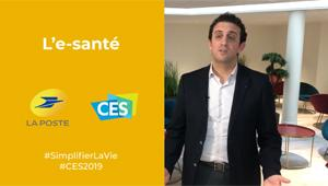 L'e-santé : la Poste et l'Institut Rafaël – Alain Toledano