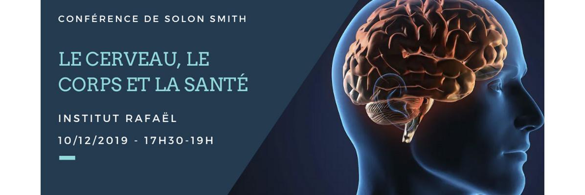 Conférence solon smith