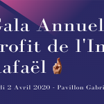 Gala institut Rafal Save The Date