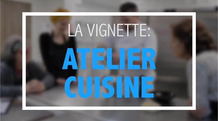 L'atelier Cuisine du Chef Stephane Colé