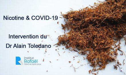 Vidéo – La nicotine aide-t-elle à lutter contre le COVID-19 ?