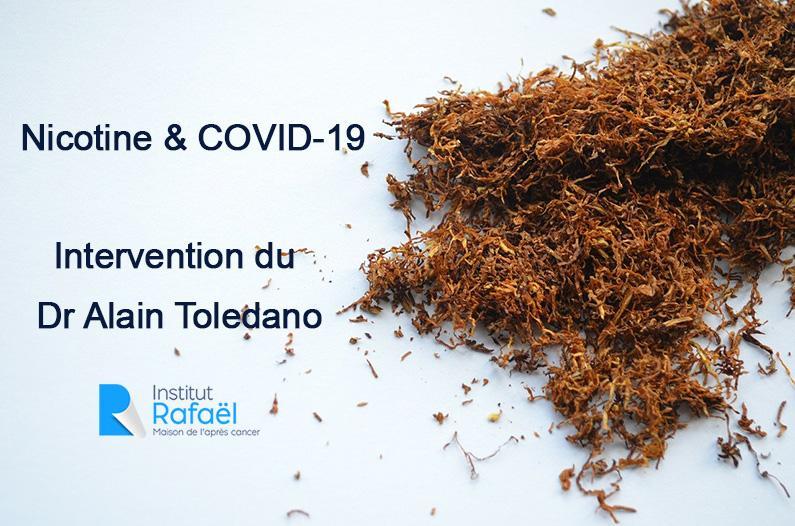 Patch nicotine coronavirus