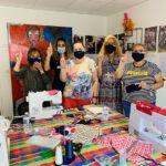 L'Atelier couture de l'Institut Rafaël