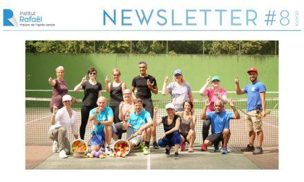 Newsletter Institut Rafaël #08 – Septembre 2020