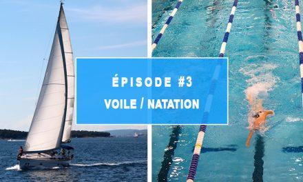 Episode 3 : VOILE ET NATATION ADAPTÉE 🏊♀️ Programme multisports de l'Institut Rafaël