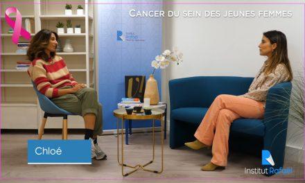 Témoignage de Chloé, patiente de L'Institut Rafaël – Octobre Rose