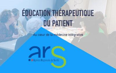 L'Institut Rafaël autorisé par l'Agence Régionale de Santé pour son programme d'Éducation Thérapeutique du Patient (ETP)