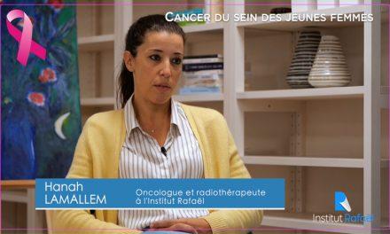 Le cancer du sein chez les jeunes femmes, Dr Hannah LAMALLEM – Octobre Rose de l'Institut Rafaël