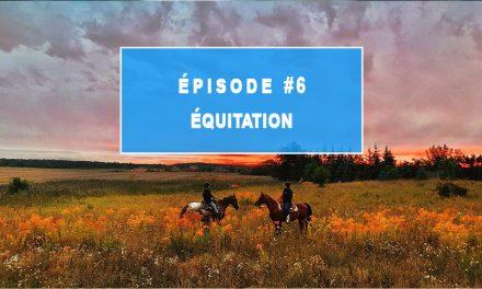 Episode 6 : ÉQUITATION – Programme multisports de l'Institut Rafaël