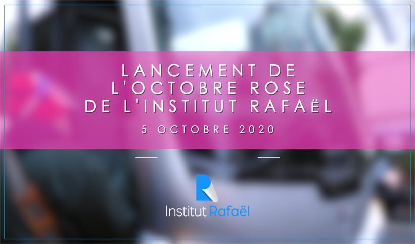 lancement octobre rose