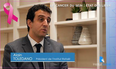 Octobre Rose de l'Institut Rafaël –  La prévention du cancer su sein