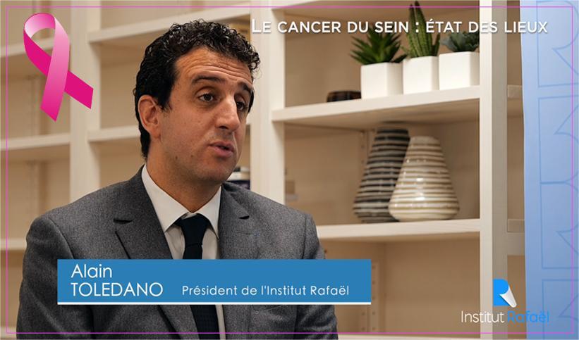 octobre rose cancer sein dr toledano