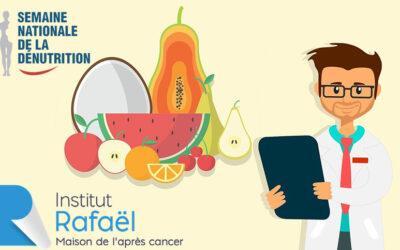 L'institut Rafaël, innove dans la lutte contre la dénutrition des patients après un cancer ORL