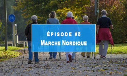 Episode 8 : MARCHE NORDIQUE – Programme multisports de l'Institut Rafaël