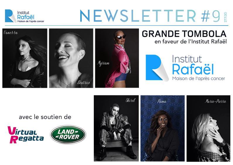 Newsletter Institut Rafaël #09 – Novembre 2020