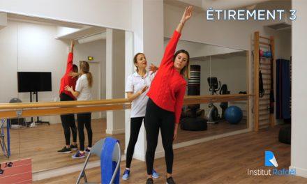 Semaine de la dénutrition | Activité physique adaptée | Exercices quotidiens de posture