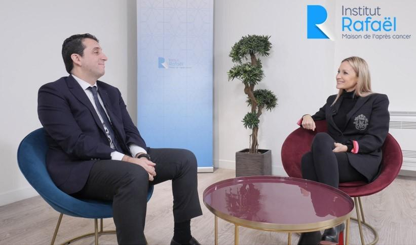 Maud Ravier s'entretient avec Alain Toledano