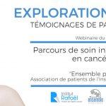 Témoignages des parcours de soins de l'Institut Rafaël sur le Réseau Allié Santé
