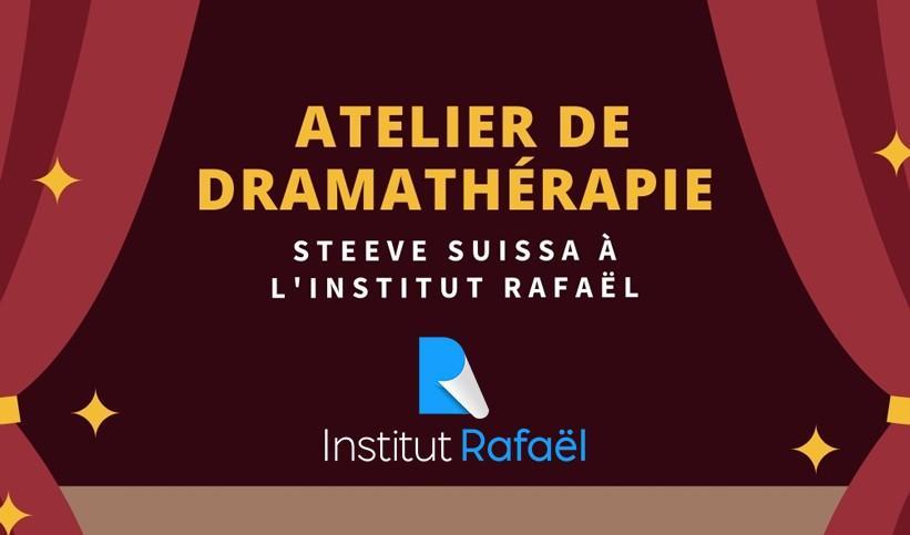 Un atelier de dramathérapie très spécial !