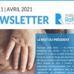 Newsletter Institut Rafaël #11 – Avril 2021