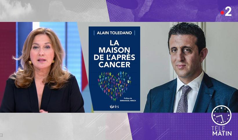 La maison de l'après cancer - le livre