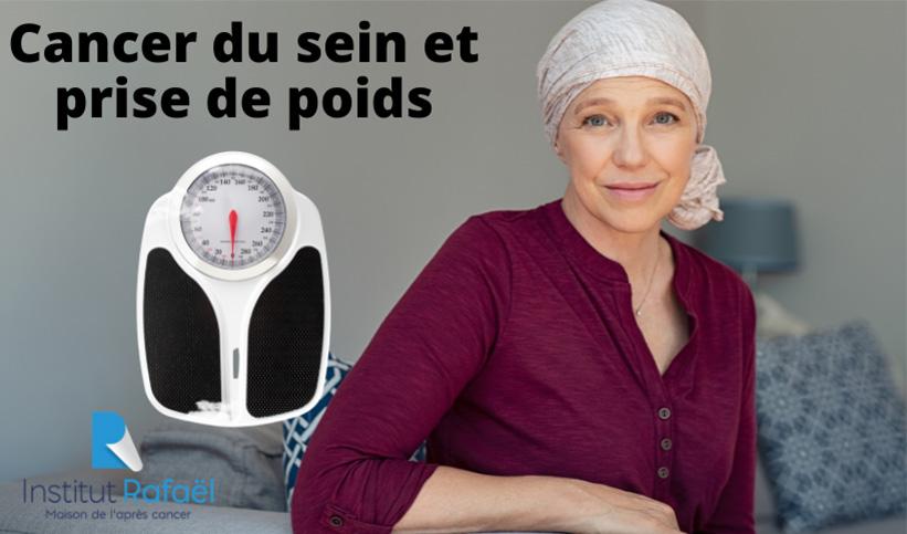 Challenge nutri-santé à l'Institut Rafaël | Cancer du sein et prise de poids