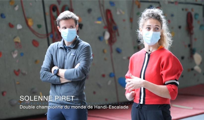 Episode 10 : Escalade – Programme multisports de l'Institut Rafaël